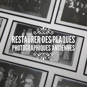 Restaurer des photos anciennes numérisées