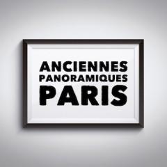 Anciennes panoramiques de Paris