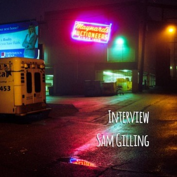 INTERVIEW : Sam Gilling coloriste et photographe