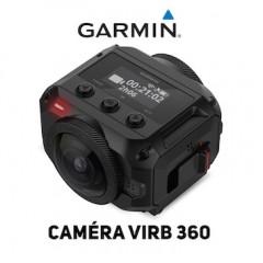 Garmin VIRB 360 : Nouvelle caméra 360