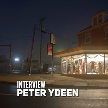 INTERVIEW : Peter Ydeen