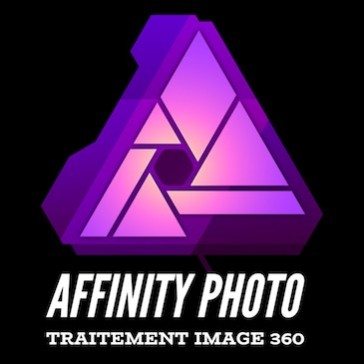 Affinity Photo – Traitement image 360