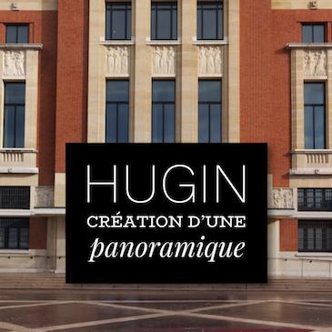 Hugin : Création d'une image panoramique