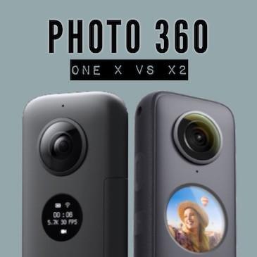Insta360 ONE X2 vs ONE X