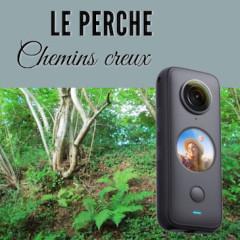360 – Visite virtuelle – Les chemins creux du Perche