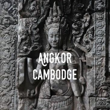 CAMBODGE – ANGKOR