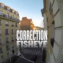 Gopro : Correction effet fisheye