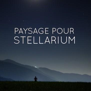 Créer ses paysages panoramiques pour Stellarium