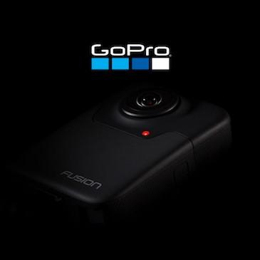 Gopro : Caméra sphérique 5.2K