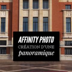 Affinity Photo : Création d'une photo panoramique