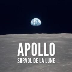 Apollo – Survol de la Lune
