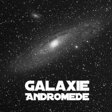 Galaxie Andromède