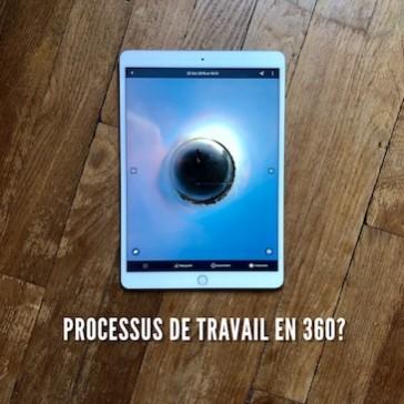 Processus de travail en 360