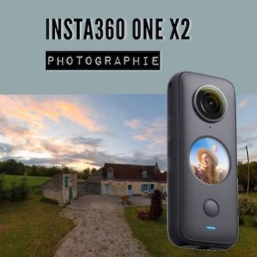 Insta360 ONE X2 – Photographie