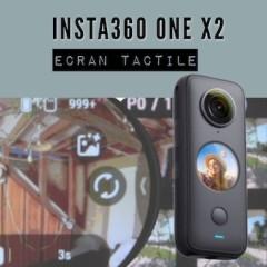 Insta360 ONE X2 – Ecran
